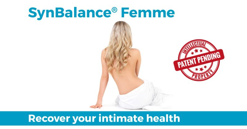 SynBalance FEMME: Oral probiotic complex for woman health