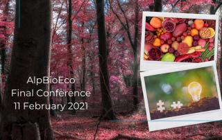 AlpBioEco Final Conference
