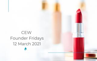CEW - Founder Fridays