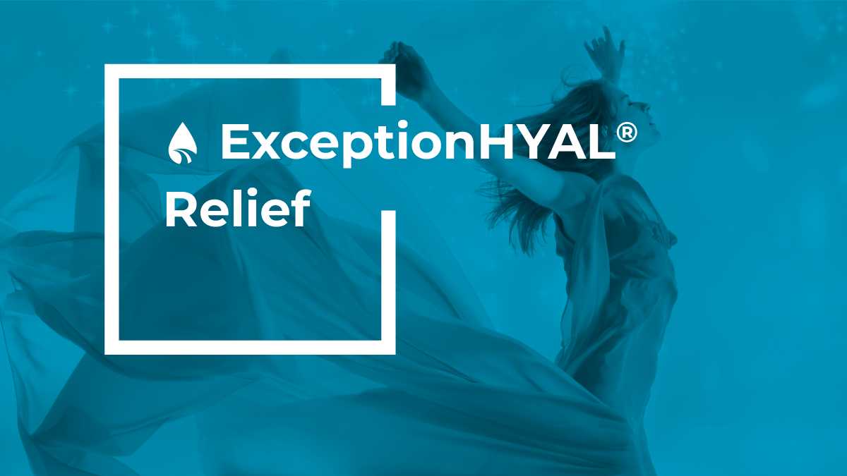 ExceptionHYAL-relief